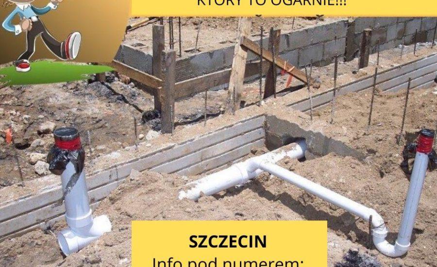 Monter instalacji sanitarnej / sieci zewnętrzne