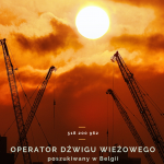 Operator dźwigu wieżowego – belgijska umowa