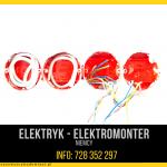 Elektryk – Elektromonter