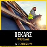Dekarz – Blacharz – bez delegacji – Wrocław